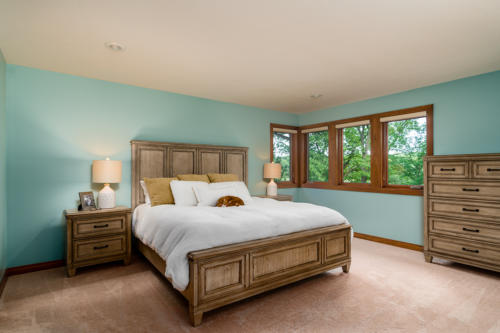 Cranes Bedroom