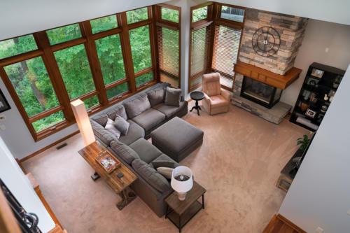 Cranes Living Room