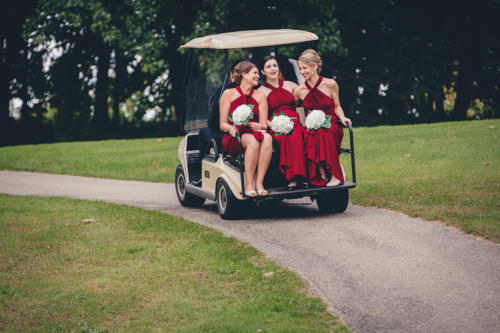 Hollyfield-P-350 Girls on cart
